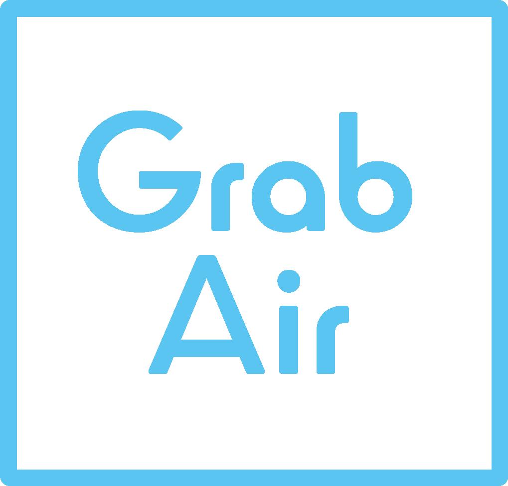 GrabAirロゴ